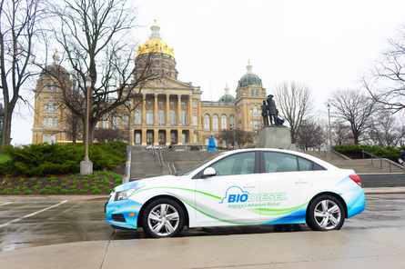 Iowa has enacted some of the most comprehensive state biodiesel policies in the nation to help make biodiesel more available and affordable for consumers.